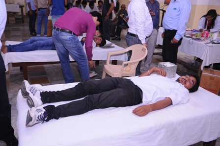 17th Blood Donation Mela at 
