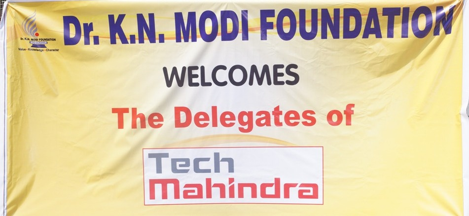 Tech Mahindra Campus Visit was 