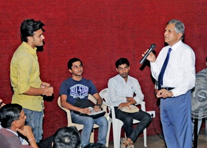 Guest lecture and workshop conducted on power system & renewable energy